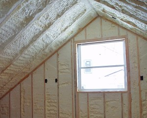 Roof Insulation and Ceiling Insulation