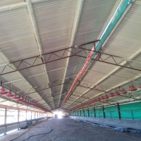chicken shed insulation
