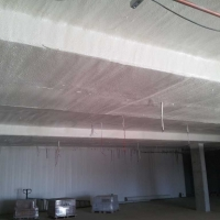 soffit insulation