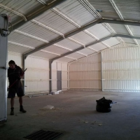 warehouse insulation