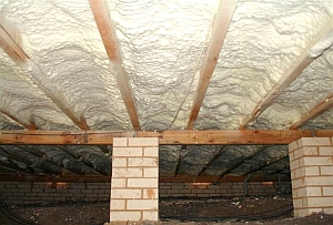 underfloor insulation