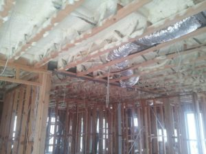 home ceiling insulation