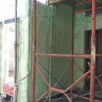 Wall Home Foam Installation