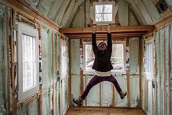 tiny house insulation