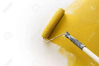Painting Spray Foam Insulation